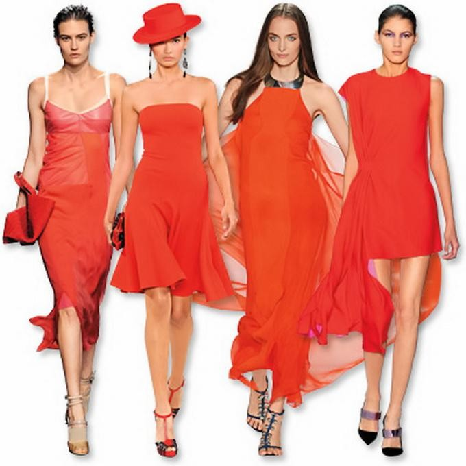 Fashion-Trends-Red-Fire-Dresses